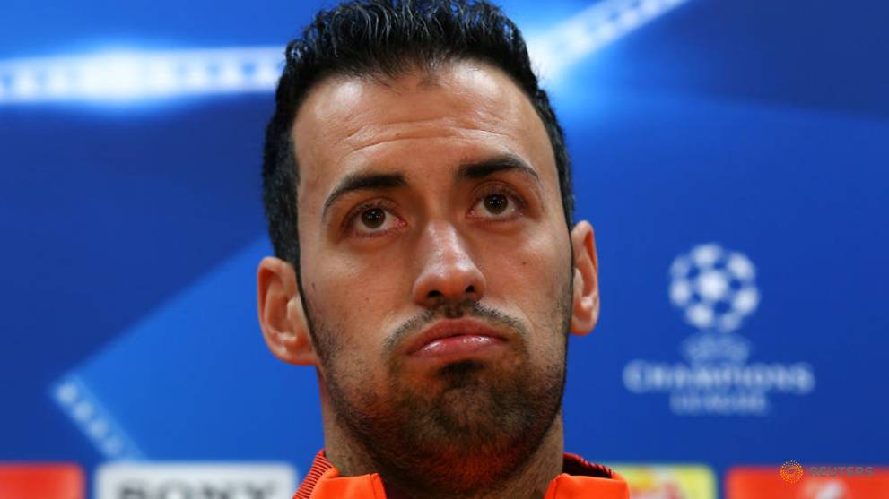 Barca raise Busquets buy-out clause in new contract