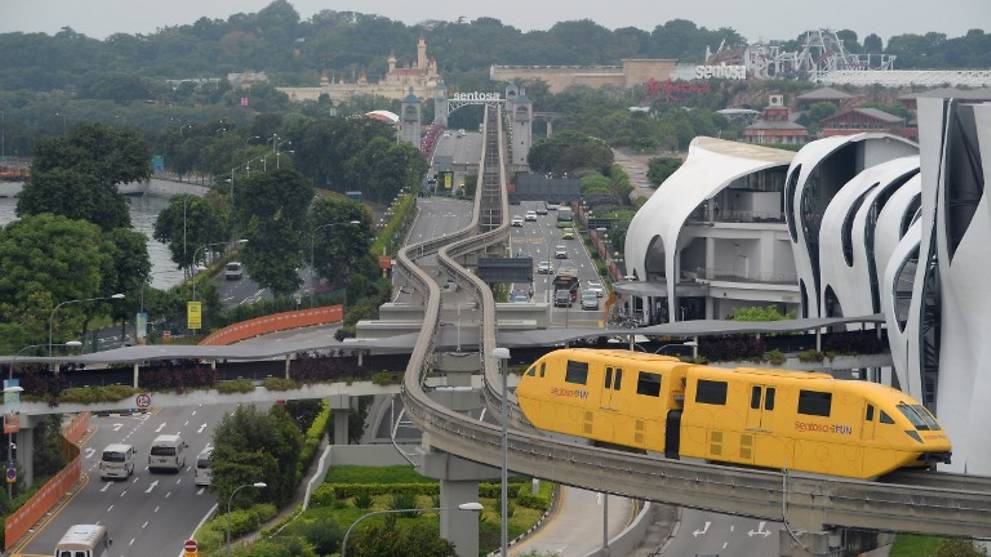 Free entry into Sentosa for more Singapore residents