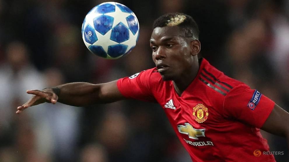 Football: 'I don't need the armband to be a leader,' says Pogba
