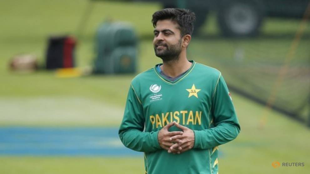 Cricket: Pakistan's Shehzad gets four-month ban for failed dope test
