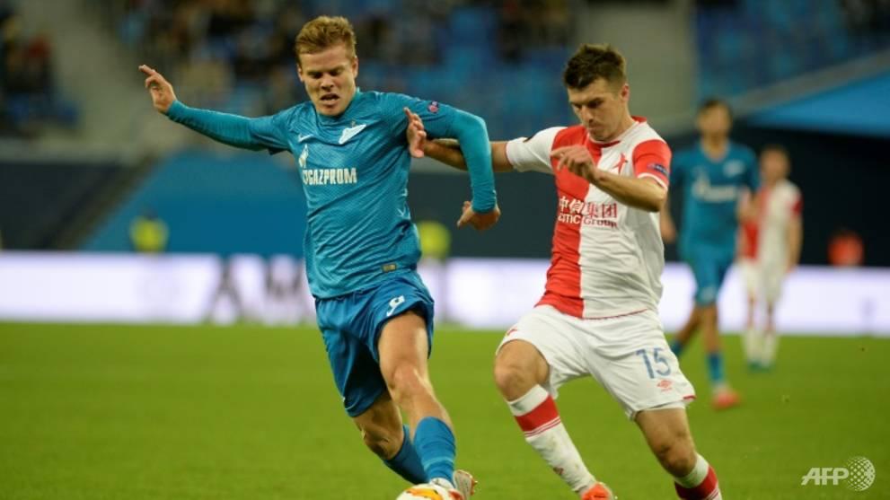 Star Russian footballers face jail after 'racist' assault