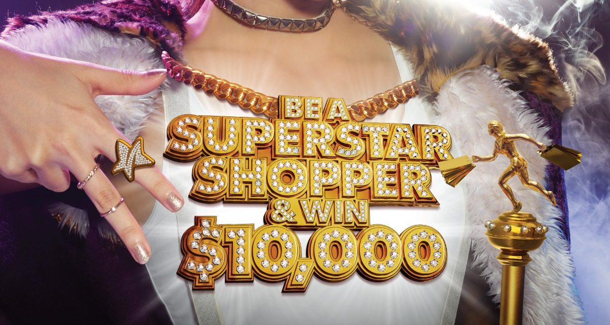 CapitaStar unveils inaugural SuperStar Shopper Challenge with S$10,000 up for grabs