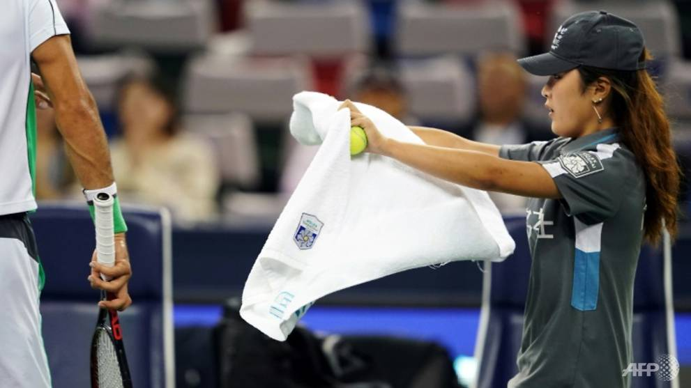 'Get your own towels': Tennis rallies round ball kids after Verdasco spat
