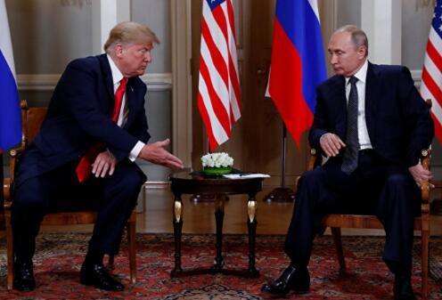 俄媒:普京与特朗普定于12月1日举行单独会谈