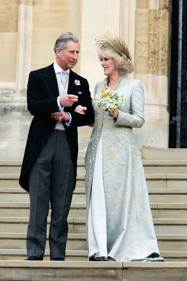 Prince Charles and Camilla's saucy wedding gift from celebrity pal - despite ban