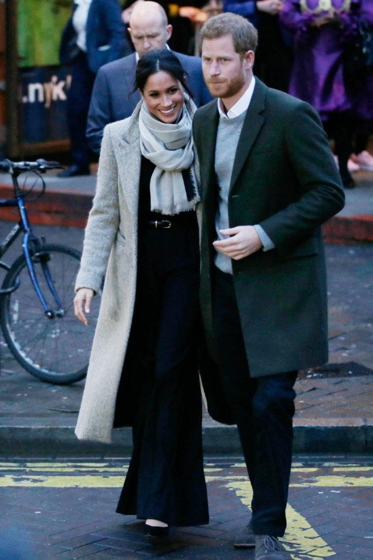 Meghan Markle and Prince Harry get frisky at Cirque du Soleil; share sweet PDA moment during performance