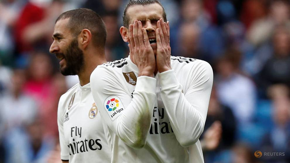 Football: Real set unwanted record of 465 minutes without scoring