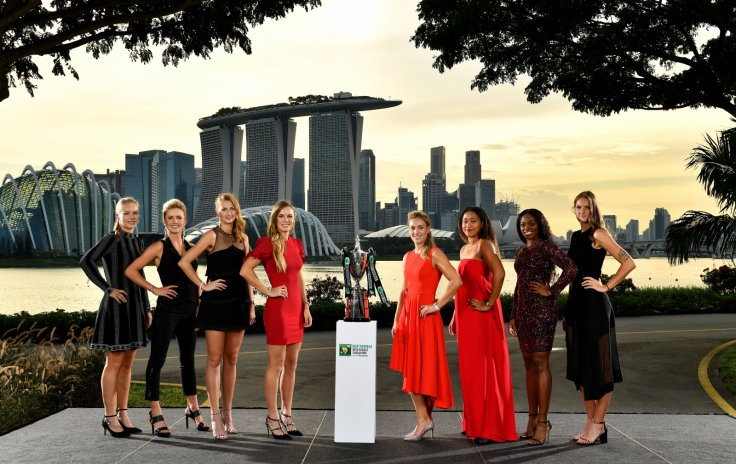 WTA Finals Singapore 2018: Check live streaming details, schedule and preview
