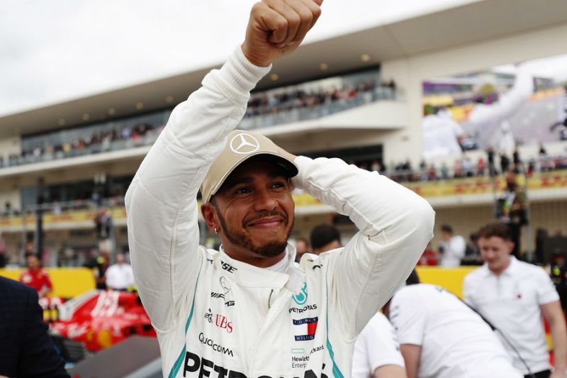 What Mercedes' Lewis Hamilton needs to win 2018 F1 title in Mexico