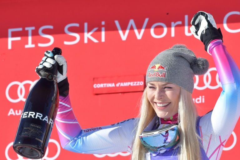 Vonn targets Stenmark's mythical 86-win tally on World Cup bow