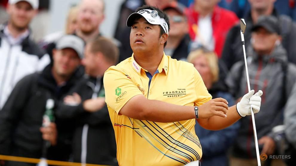 Golf - Thai trailblazer Aphibarnrat wants to inspire next generation