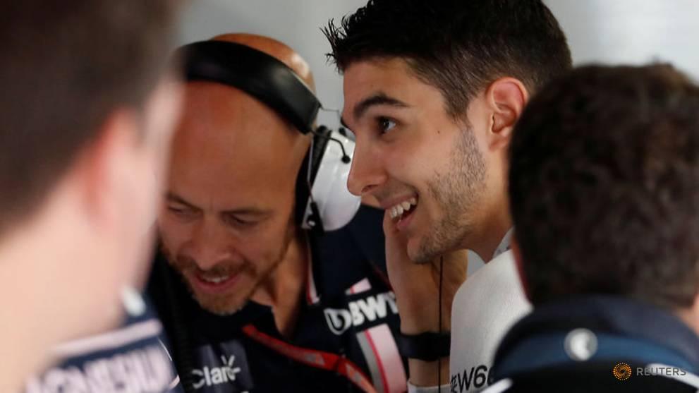 Motor racing - Wolff says Ocon's chances of 2019 race seat 'pretty grim'