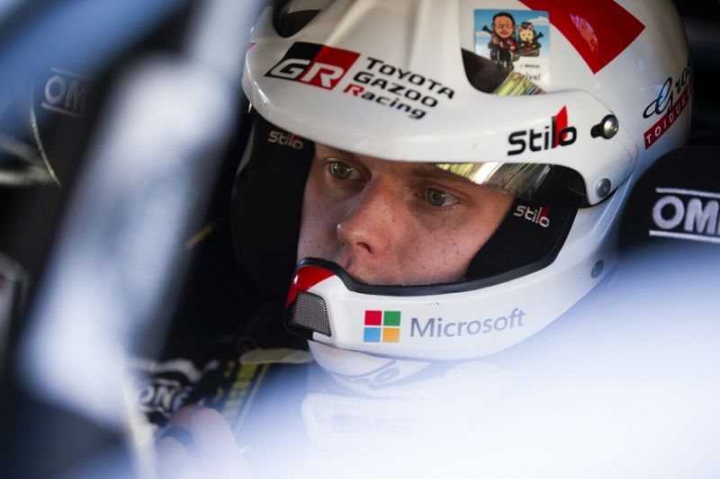 WRC Rally Spain: Ott Tanak explains puncture that cost him the lead