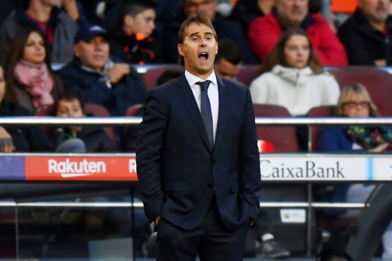 Conte lined up at Real Madrid with Lopetegui on the brink