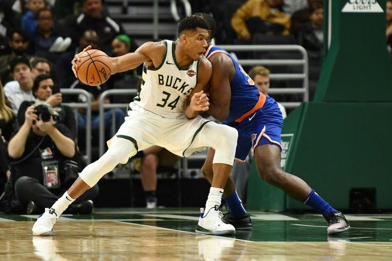 NBA Greek star Antetokounmpo out with concussion symptoms
