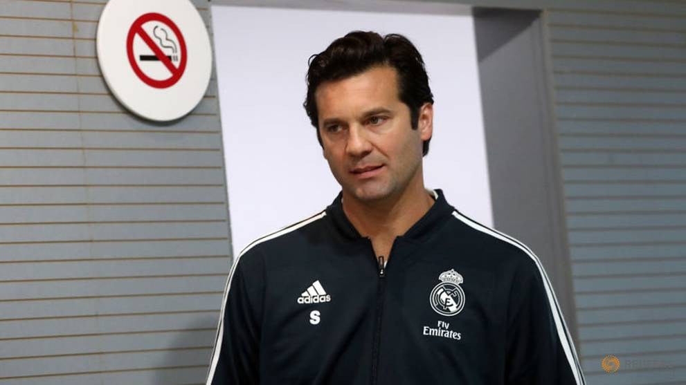 Solari says Real stars in pain and determined to fight back