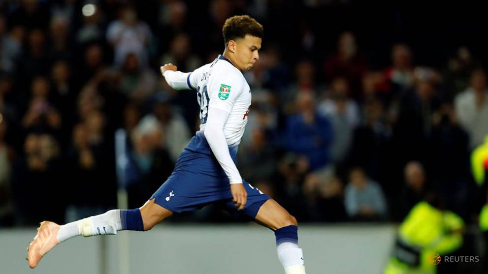 Football: Alli pens new six-year deal at Tottenham