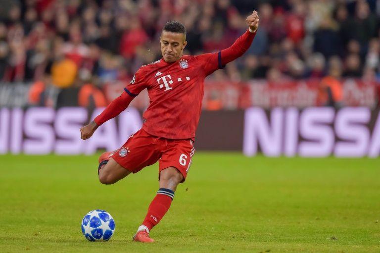 Bayern sweating on Alcantara ankle injury