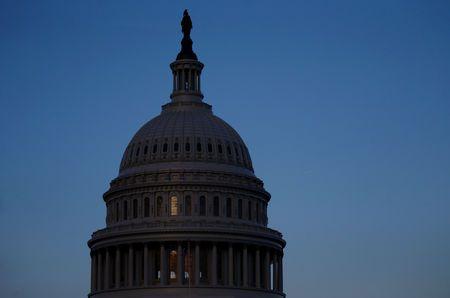 Corrected: U.S. Congress heads to stopgap bill to avert government shutdown
