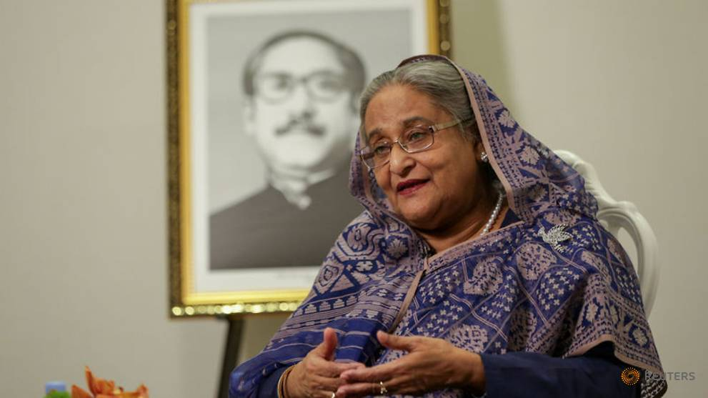 Bangladesh ruling party promises growth in bid for third term