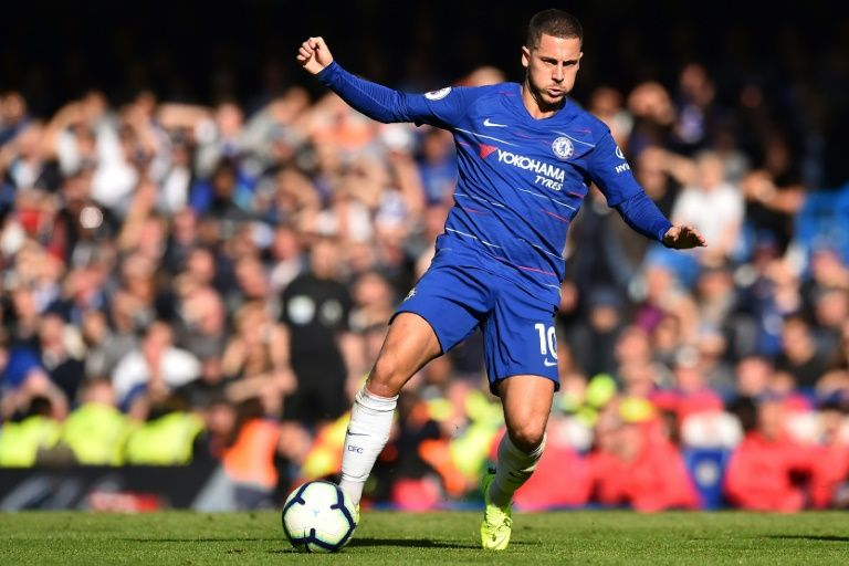 Sarri expects fit-again Hazard to play a role against Palace