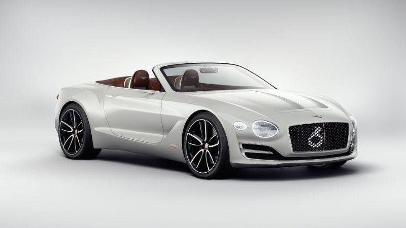 Bentley admits it's losing customers to Porsche and Tesla
