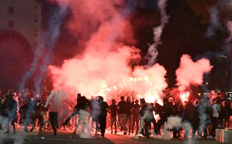 Marseille fans banned from Lazio match amid fears of crowd trouble