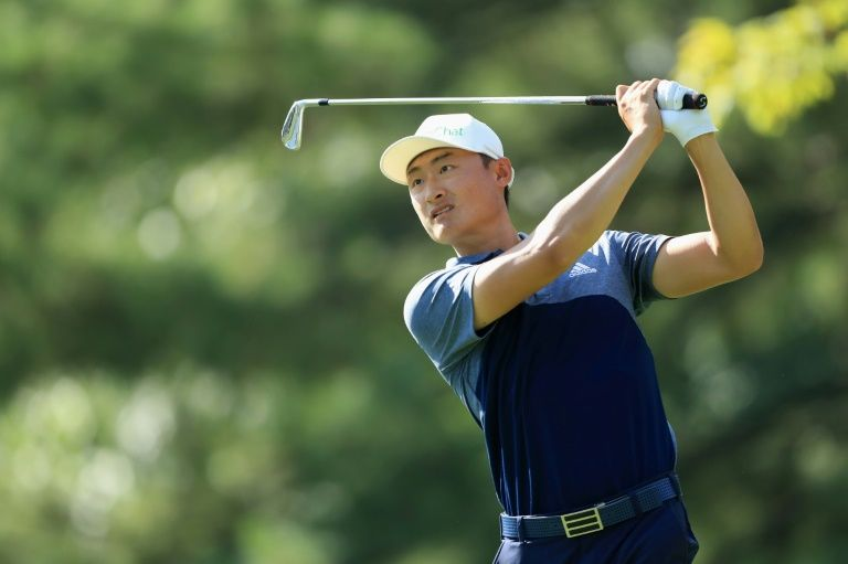 China's Li charges three strokes clear in Turkey