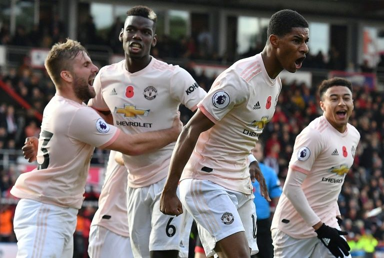 Smalling hails Man Utd's 'never-say-die' spirit