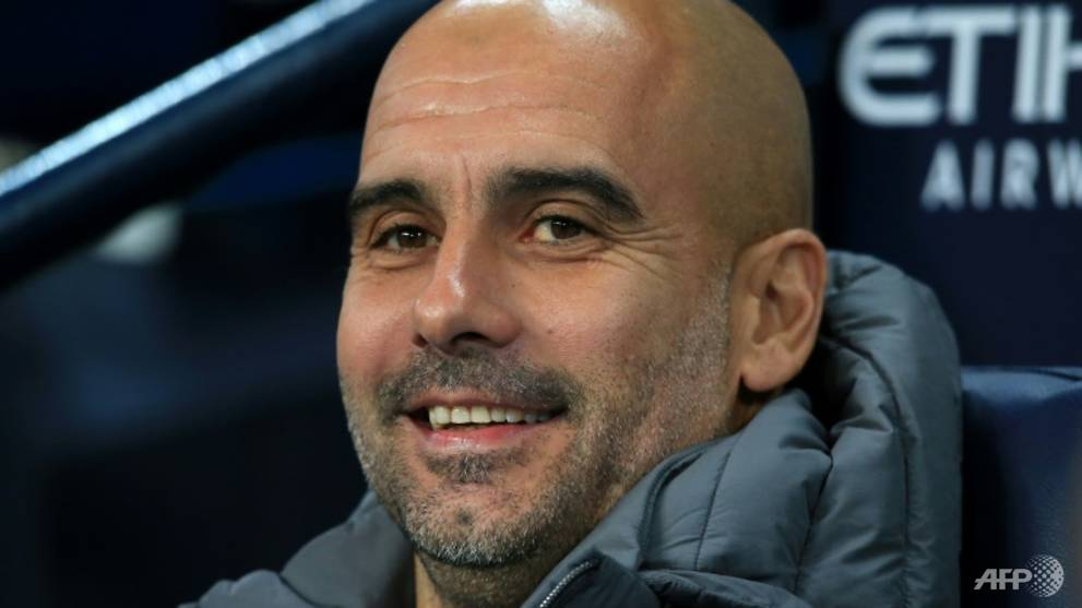 Football: Guardiola says managing in England is 'dream come true'
