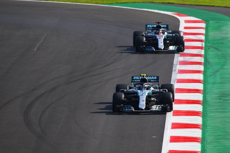 Lewis Hamilton: Valtteri Bottas won't want a gifted Formula 1 win