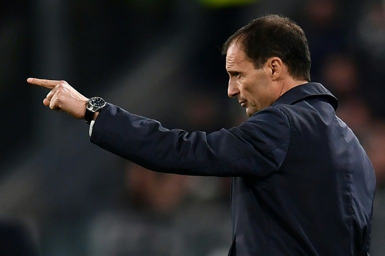Allegri beats Sarri to Italy's coach of the year award