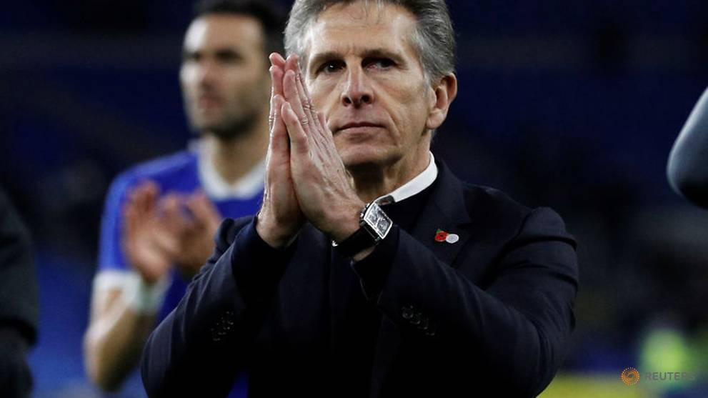 Puel hails Leicester spirit after emotional week