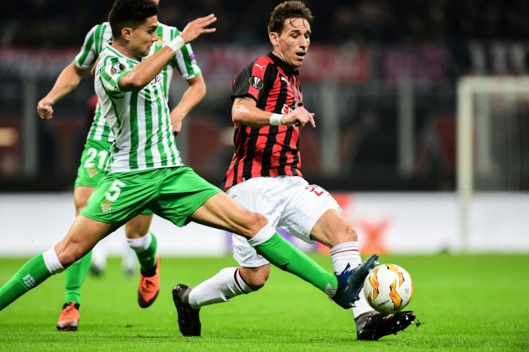 AC Milan's Biglia out for four months