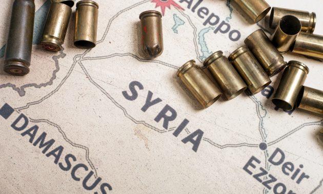 Jihadists advance against insurgents in northern Syria