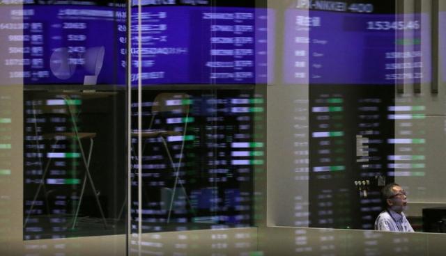 亚洲股市走势踌躇 等待习特会及美联储官员谈话