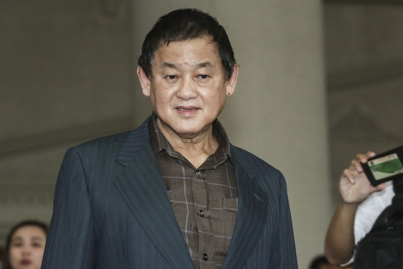 Tycoon accused of bribing Ku Nan now pleads guilty to abetment