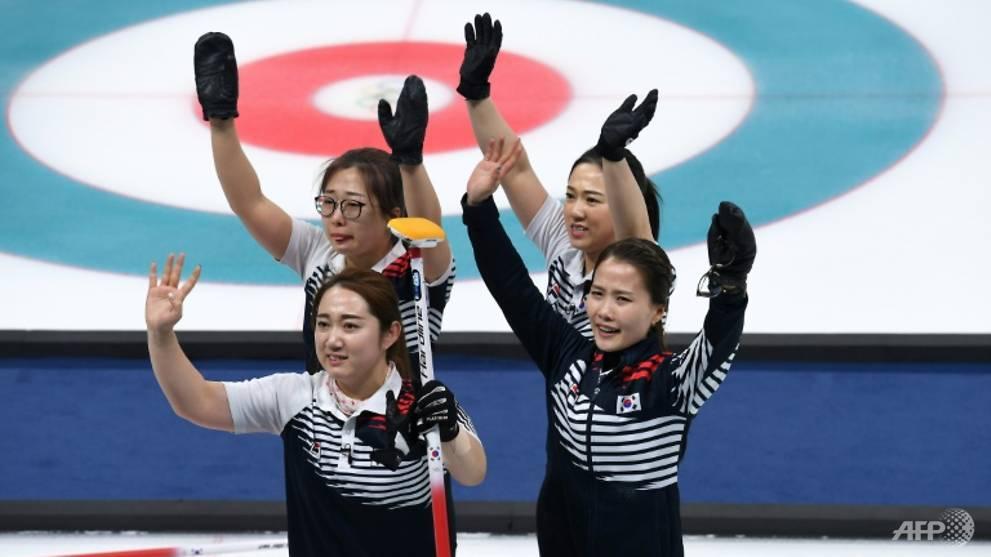 South Korea's 'Garlic Girls' curlers slam coaches