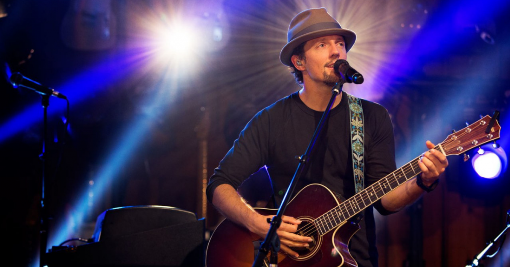 Singapore, He's Yours — Jason Mraz To Perform At The Star Theatre May 2019