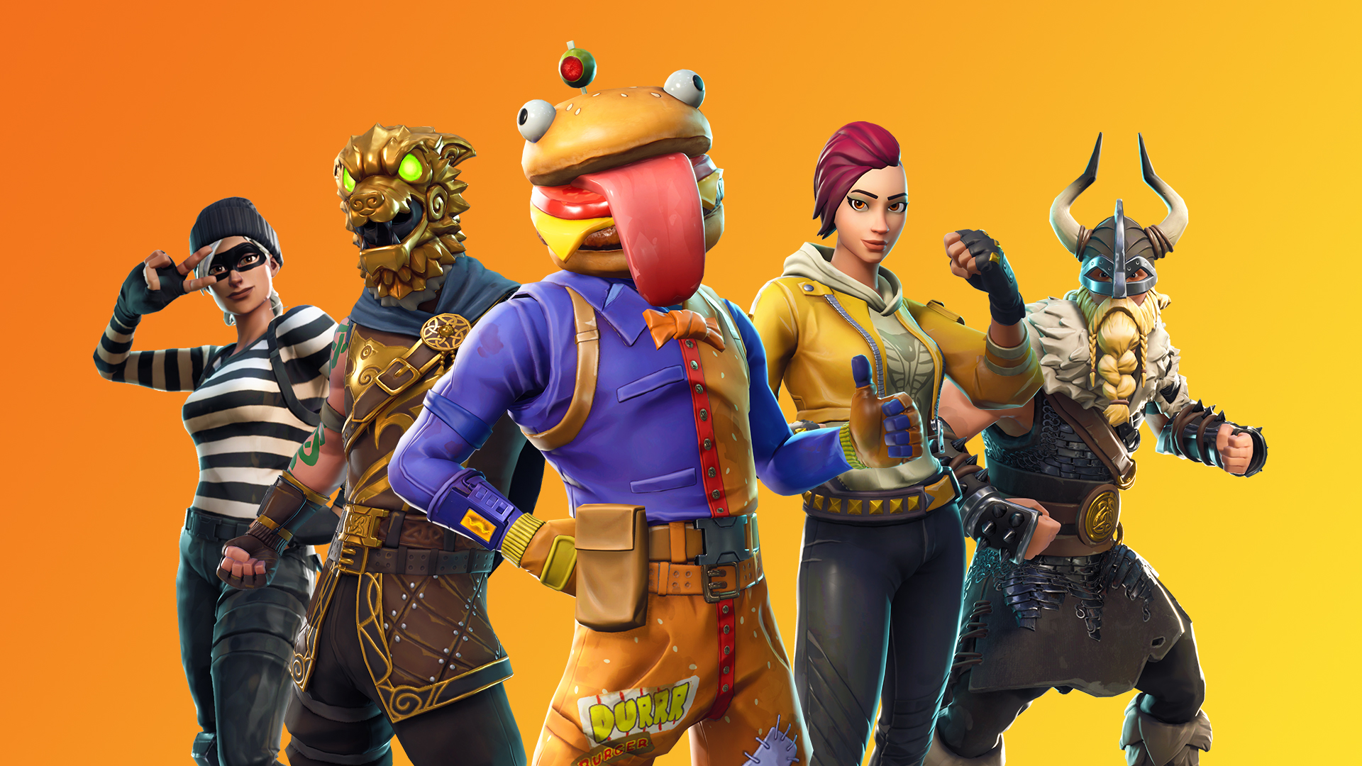 What is Fortnite's new Food Fight mode?