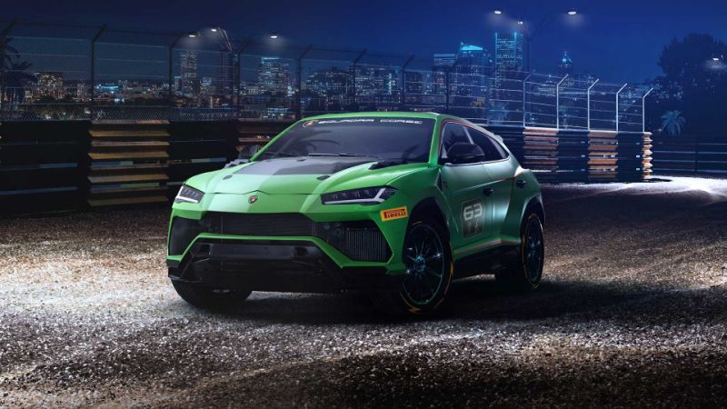 Track-only Lamborghini Urus ST-X super SUV revealed