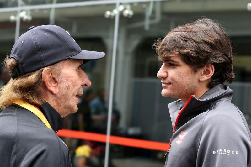 Pietro Fittipaldi will help Haas' simulator weakness - Romain Grosjean