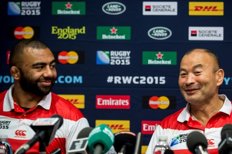 Captain Leitch says Jones changed Japan's rugby culture