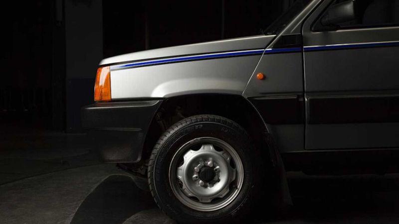 Fiat Panda 4X4 Restored Better Than New By Garage Italia Customs