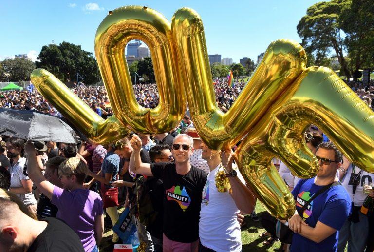Leading Australia wedding magazine shuts over gay snub