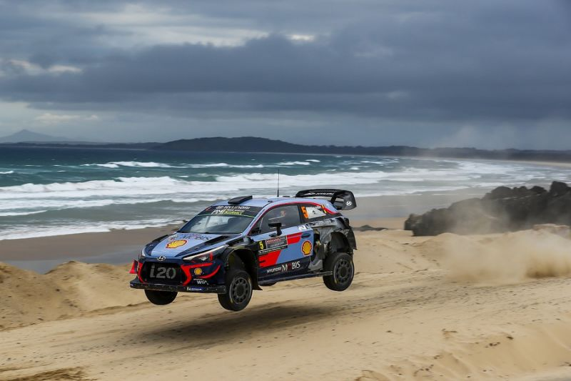 New Zealand tipped for one-off return to WRC calendar for 2020