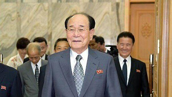 朝媒:金永南将赴墨西哥出席总统就职典礼