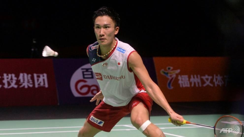 Badminton: Momota stunned in Hong Kong Open semis