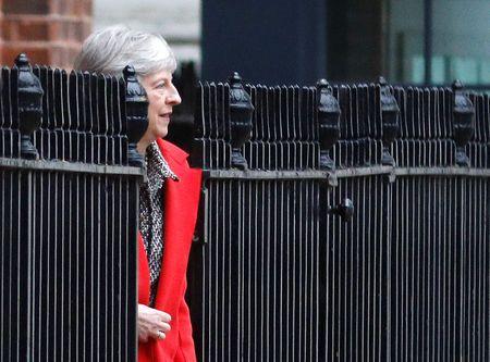 Threshold for triggering challenge to UK PM May has not yet been met - lawmaker