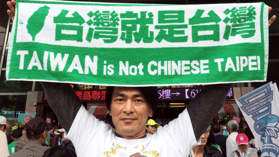 Taiwan warned it could be kicked out of Olympics if name change that angers Beijing goes ahead
